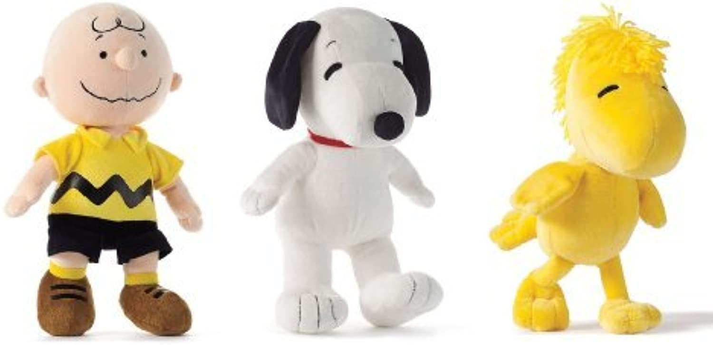 las mejores marcas venden barato Peanuts Charlie marrón, Snoopy & Woodstock Set - - - 10 By Kohl's Cochees by Kohl's  más vendido