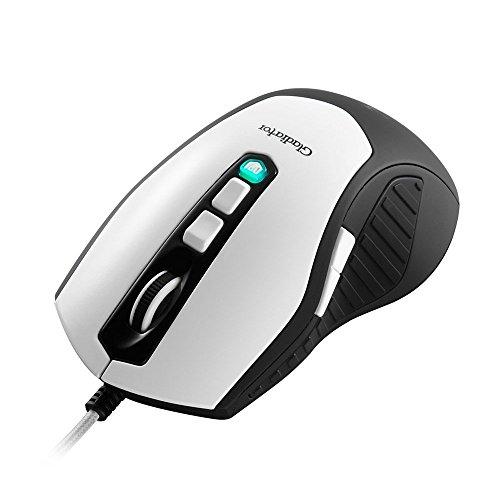 Aerocool Templarius Gladiator Laser Gaming Mouse