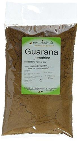 Naturix24 – Guarana Pulver – 250 g Beutel