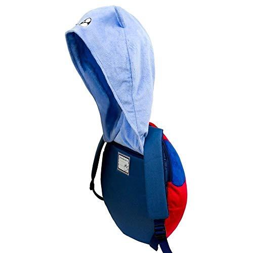 Animewild Catbug - I Am Catbug Hooded Plush Backpack