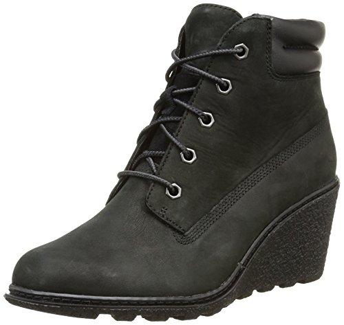 "Timberland Women's Earthkeepers Amston 6"" Boot,Black,6.5 B(M) US"