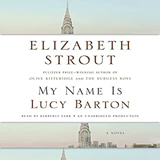 My Name Is Lucy Barton cover art