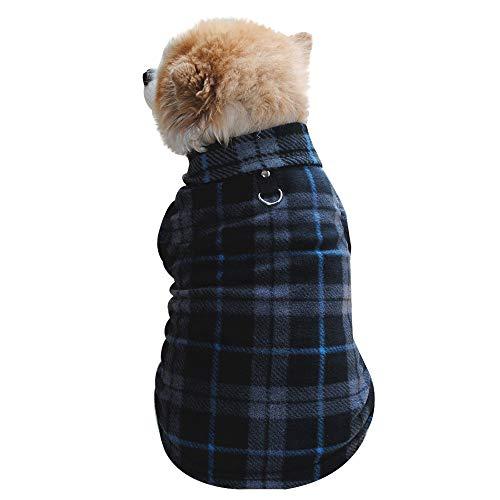 Hondenkleding, huisdier print vest T-shirt leuk kostuum honden geschenk hondenpullover herfst winter kleding Chihuahua Ted0306DY pudel kostuum