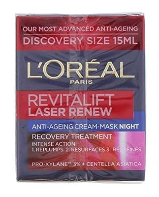 L'OREAL Loreal Rev.Lift 15ml Laser Night Cream from Loreal Paris