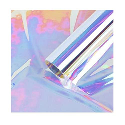papel de regalo,rollo papel kraft Rainbow Cello Flor Floral Envoltura Papel Caramelo Pastel de Cartucho Empaquetado Artesanía Regalo Embalaje Colorido Cellophane Roll papel regalo rollo,papel celofan