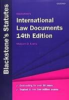 Blackstone's International Law Documents (Blackstone's Statute)