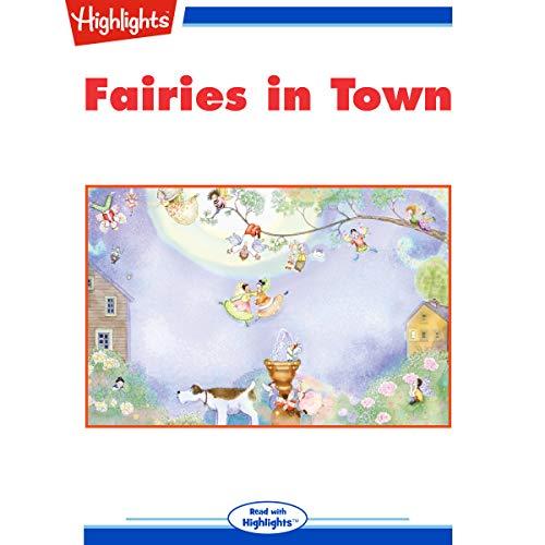 Fairies in Town copertina