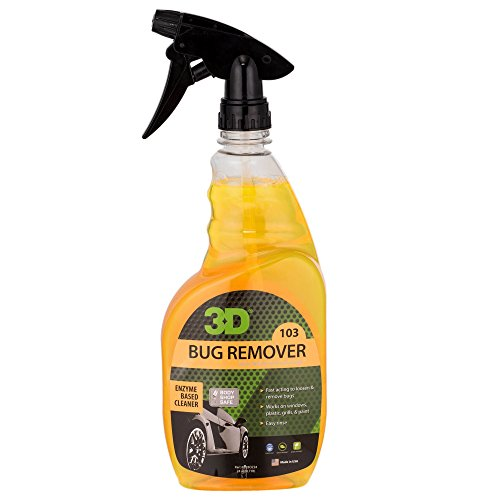 Bug Remover 24 oz by 3D Auto Detailing Products