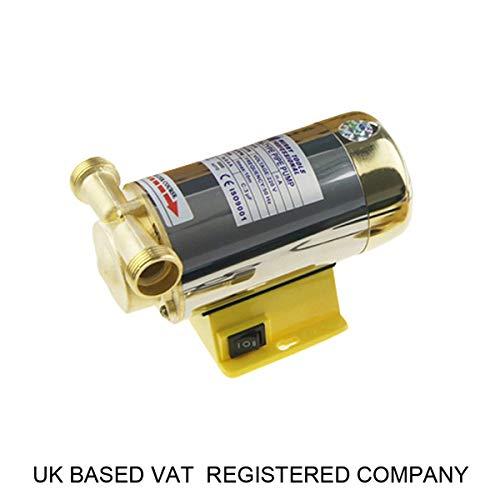Waterpompen versterker 90W 0.8 bar elektrisch automatisch thuis douche wasmachine 10 meter kop 151410