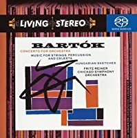 Bartok: Concerto for Orchestra; etc. [SACD] by REINER & CSO (2004-12-22)