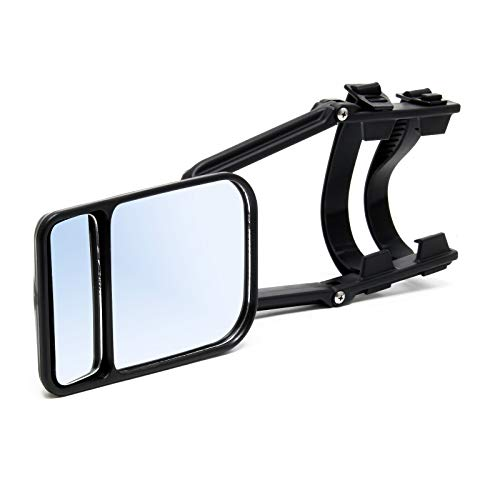 Wiltec Universal Wohnwagenspiegel, Caravanspiegel, Zusatzspiegel für Wohnwagen, Universalspiegel