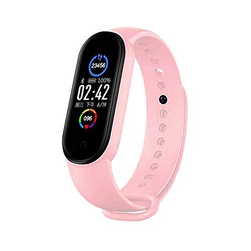 ZSTT Fitness Tracker Heart Rate Monitor, M5 Activity...