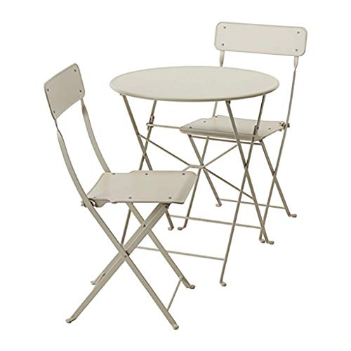 N/Z Tägliche Ausrüstungstische Schreibtisch Klapptisch/Klappstuhl 1 Tisch Schmiedeeisen