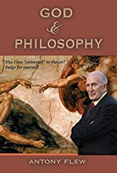 Book cover: God and Philosophy by Antony Flew