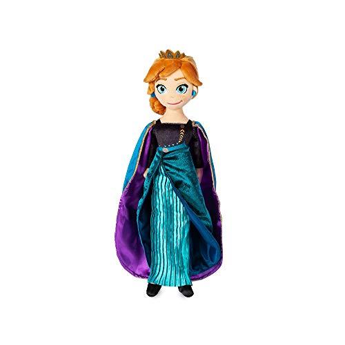Disney Queen Anna Plush Doll – Frozen 2 – Medium – 18'' inches