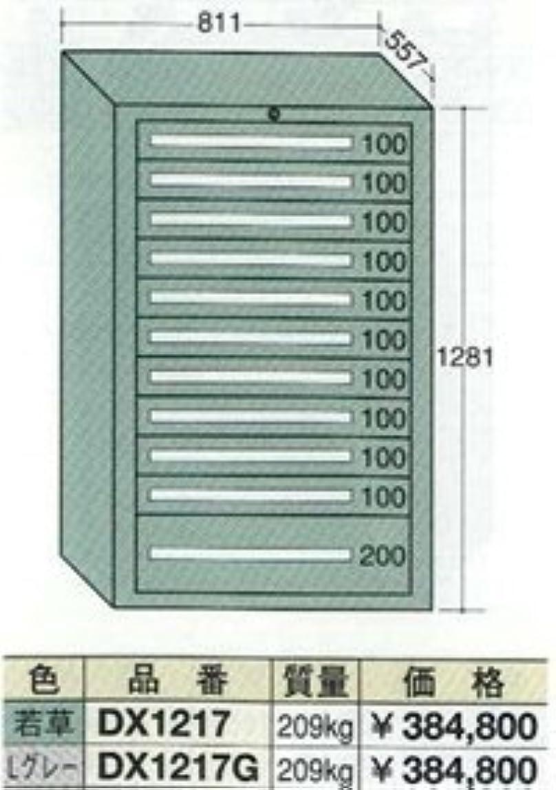 達成する拡大するメディカルOS(大阪製罐) デラックスキャビネット DX1217