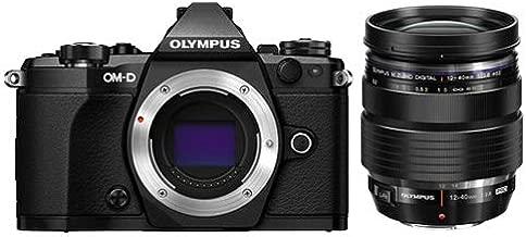 Olympus Mark-II Mirrorless Camera Mark II Mirrorless Camera Body, Black (E-M5 MKII)