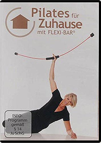 Pilates DVD Flexibar für Zuhause DVD Flexibar Training Programm Fitness DVD