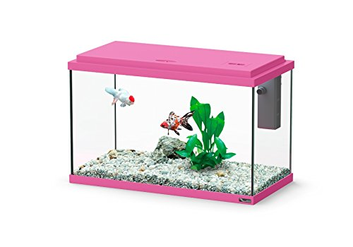 Acuario Funny Fish 40 Aquatlantis rosa