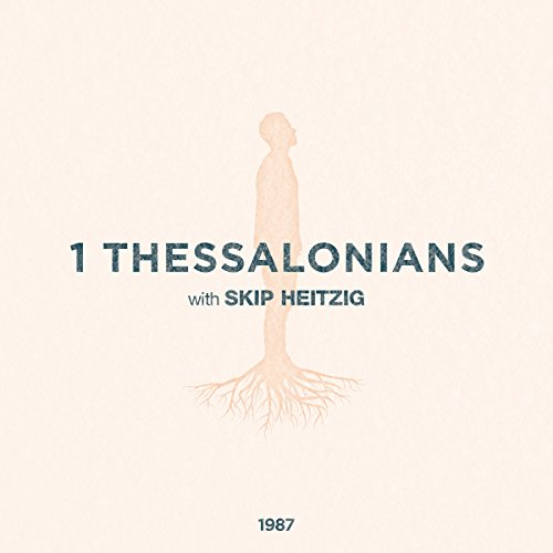 52 1 Thessalonians - 1987 cover art