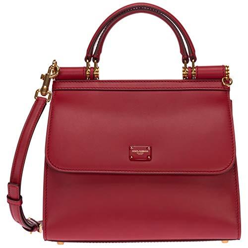 Dolce&Gabbana damen sicily 58 Handtaschen rosso papavero