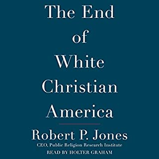 The End of White Christian America cover art