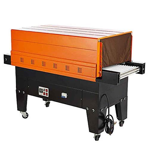 CGOLDENWALL Schrumpffolie, Verpackungsmaschine, Schrumpfverpackung, groß, Folie, Modell 4525 Folien