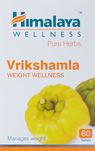 Himalaya Wellness Pure Herbs Vrikshamla Weight Wellness - 60 Tablets