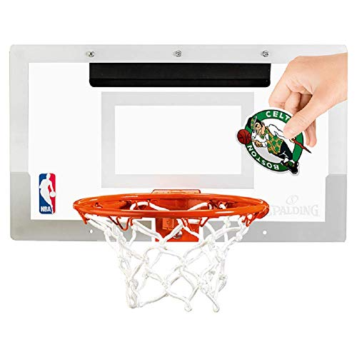 Spalding NBA Slam - Tabla de baloncesto (talla única), color transparente