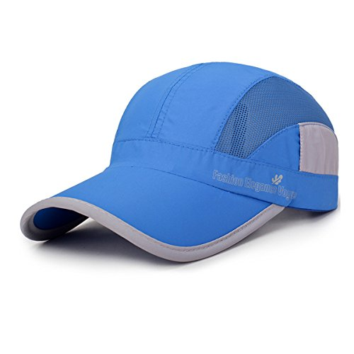 Gisdanchz Mesh Quick Dry Hat,Womens Running Hat,UV...
