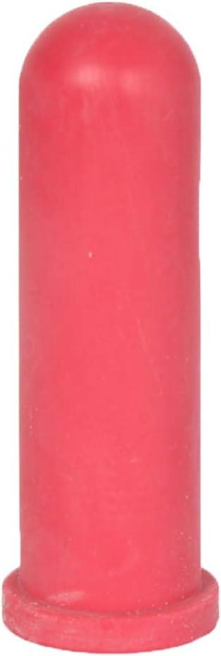 Baosity Latest item Soft Rubber Calf Milk outlet Teat Feeding Bottle Snap