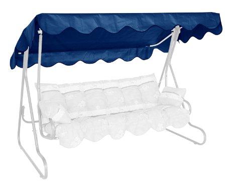 Angerer 805/04 - Parasol para balancín, color azul