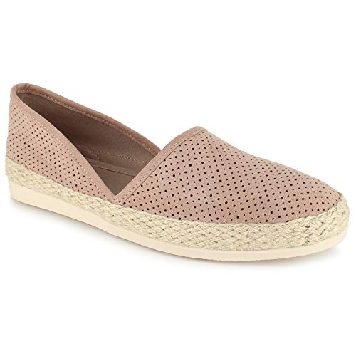 ESPRIT Damen EDINE Turnschuh, Rose, 42 EU