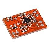 Lorenlli Tarjeta de preamplificador de micrófono Fit SSM2167 Módulo de compresión Comp de bajo Ruido DC 3V-5V