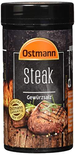 Ostmann Steak & Grill Gewürzsalz, 3er Pack (3 x 150 g)