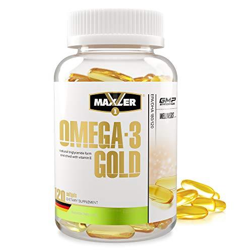 Maxler -   Omega 3 Gold