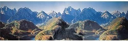 para barato Ho 'Neuschwanstein' Backdrop Backdrop Backdrop by Faller  calidad auténtica