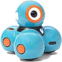 Wonder Workshop-1-DA01-05 Robot Telecomandato per Bambini, Colore Blu, 0857793005008