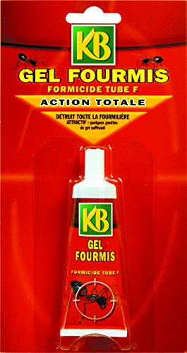 KB Anti Fourmis Tube Gel 30g,Rouge