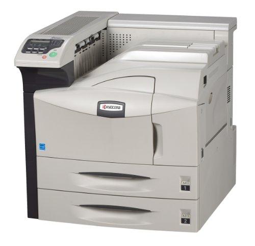 KYOCERA FS-9530DN Laserdrucker (1800 x 600 DPI, 30.000 Seiten pro Monat, PCL 5e, PCL 6,PCL XL, Laser, schwarz, 51 ppm)