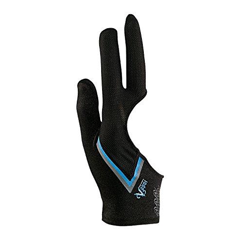 Pro Series Vapor Tech Cool Max wendbarer Billardhandschuh, blau, X-Large