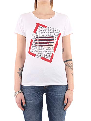Liu Jo WA1495J5003 Camiseta Mujer S