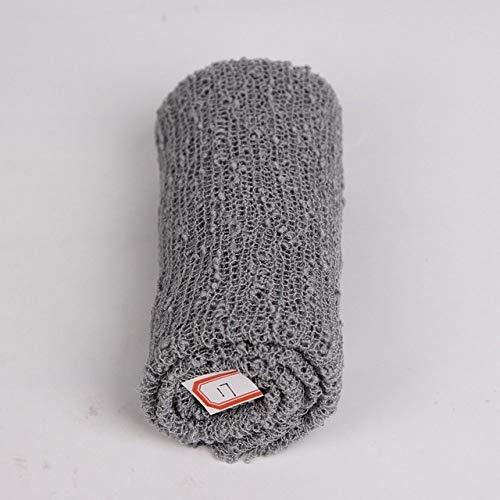 PZNSPY 35 * 150 cm Stretch Wrap voor pasgeborenen fotografie rekwisieten baby kinderen nubble Rayon wraps moederschap sjaal hangmat vrouwen sjaal 17