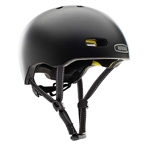 Nutcase Street - Onyx (Satin) Helm, Mehrfarbig, S