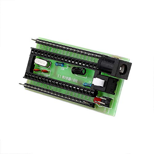 Módulo electrónico 51 Junta de Desarrollo Microcontrolador