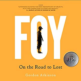 Foy audiobook cover art