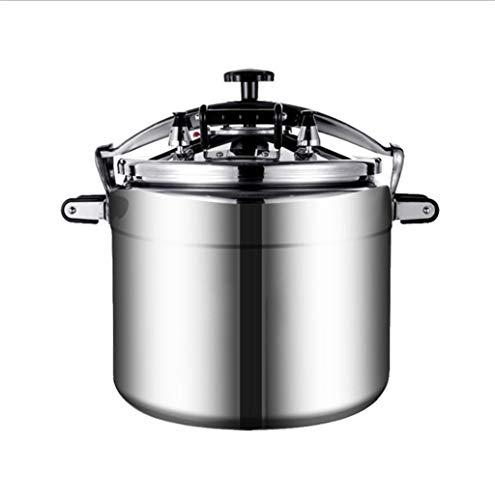 Olla de gran capacidad, pote comercial sopa, olla de cocinar, jarra de...