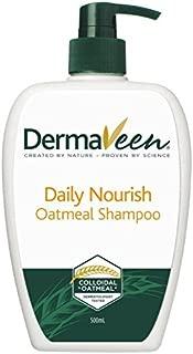 DermaVeen Daily Nourish Oatmeal Shampoo, 500ml
