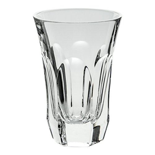 Cristal de Sèvres Chenonceaux Set de Verres Vodka, Verre, 5 x 5 x 8 cm, Lot de 2