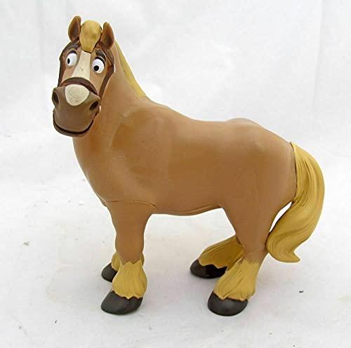 "njg Beauty & The Beast 4"" Philippe Horse PVC Cake Topper Figure Figurine New"